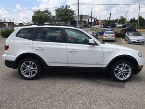2010 BMW X3 3.0i AWD No accidents Pano roof Rare executive whi Kitchener / Waterloo Kitchener Area image 10