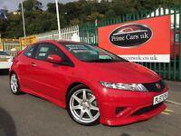 2008 57 Honda Civic Type R 6 Speed Manual Petrol 2.0 VTEC VXR GTI ST