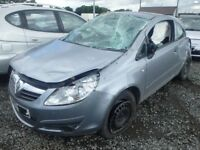 Vauxhall Corsa D Z12XEP Z157 41000 miles breaking for spares.