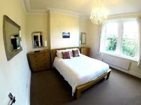 Large, luxury fully furnished 1 bed apartment with period features in the heart of Redland.