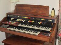 Hammond Electronic Organ