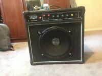 Realistic X-50 Combo Amplifier (Used)