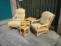 Conservatory set in good condition
