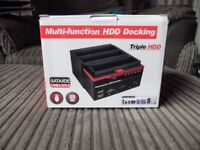 multi function hdd docking station
