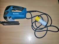 Makita 4350FCT 110V Orbital Action Jigsaw 720W With Case