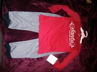 Girl's 2T Christmas outfit- BNWT