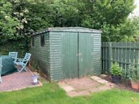Large shed 4m x 3m