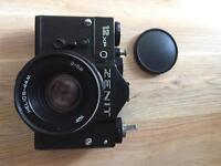 1980s ZENIT SLR camera. Great condition