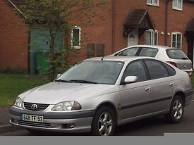 Toyota Avensis 2.0 D4D (Turbo diesel) LHD Left hand drive