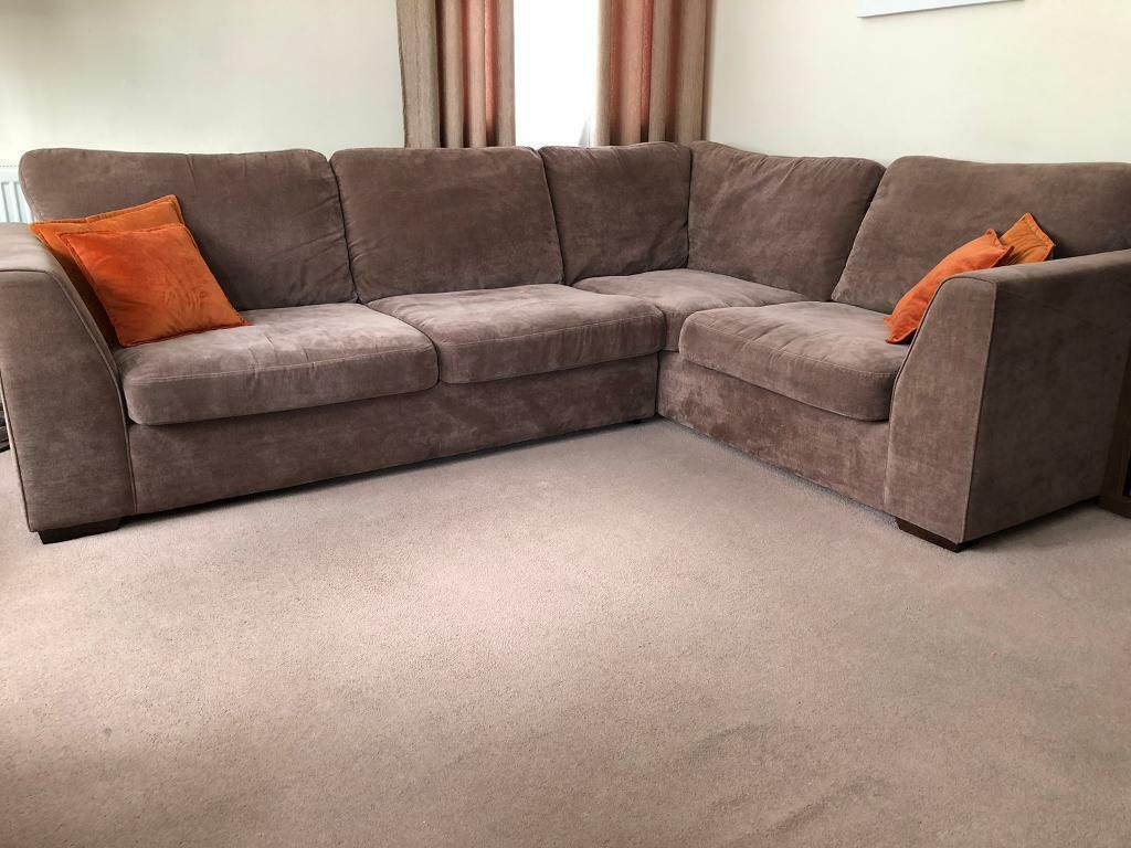 Dfs Corner Sofa Bed In Westminster