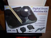 Digital Drum Machine Kit
