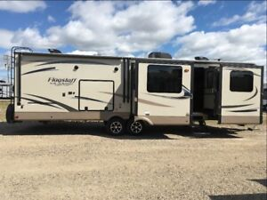 2018 Flagstaff by Forest River 832FLBS
