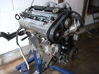 Ford Puma 1700 engine complete