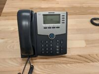 Office Phone- Cisco SPA504G IP phone for sale, good condition, UNLOCKED and working