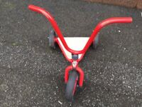 Winther-Wide-Base Scooter,Model 449.20 | Age 2-4