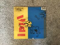 "Space Monkeys versus Gorillaz - Lil Dub Chefin 10"" Vinyl (very rare)"