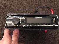 Pioneer DEH 4500BT stereo