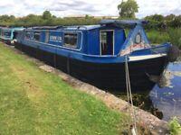 Narrowboat Springer 36ft (1978)