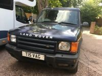Land Rover Discovery, 1999, MOt Nov 2018, engine gearbox good, NO OFFERS LAST PRICE