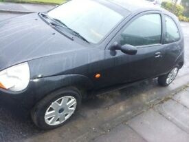 FORD KA 2003 RARE LIMITED EDITION 2003 12 MONTHS MOT ONLY 76000 MILES 45 MPG DRIVEAWAY 595 VOW