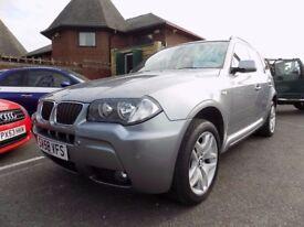 STUNNING BMW X3 M SPORT AUTOMATIC WITH SAT NAV