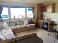 3 BEDROOM DG/CH STATIC CARAVAN FOR SALE***FIRST TO SEE WILL BUY***SEA VIEW PITCH*12 MONTH PARK*CHEAP