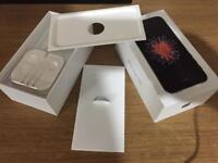 iPhone Se Box ONLY