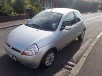 2006 '06' Ford Ka 1.3 Collection 45k Mot 31st March 2017 1 P/Owner