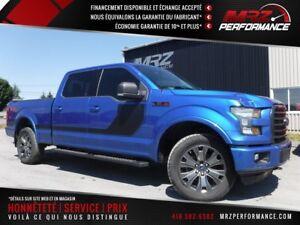 2016 Ford  F-150  FX-4 V8 5.0l - GPS - Toit pano - Edition Spéci