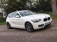 **QUICK SALE** BMW 1SERIES, 116D SPORT, 2.0, MANUAL WITH SATNAV