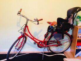 Pashley bike, safety check done, very cheap!
