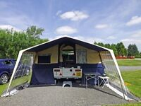 Conway Challenger Folding Camper - one owner only