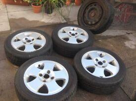 wheels for fiesta etc.