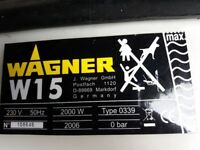 Wagner W15 Wallpaper Steamer