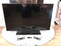 """40"""" 3D Samsung tv"""