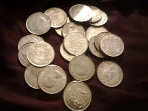 Buying coin collections, silver, Gold, bars, jewelry,
