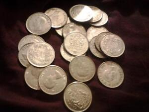 Buying coin collections, silver, Gold, bars, jewelry, Sterling