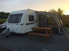 Coachman Vision 520/4 Caravan 3.5years old SUPERB condition