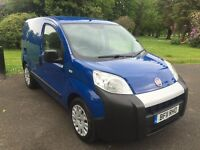 2011 Fiat fiorino ( Nemo, Bipper) 1 Years mot, No VAT