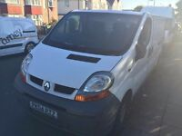 2004 Renault TRAFIC. BRILLIANT DRIVE. 4-17 MOT. PRICED TO SELL. FREE WARRANTY. SERVICE HISTORY.