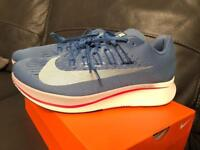 NIKE ZOOM FLY AEGEAN STORM/SUMMIT STORM SIZE 9