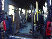 Wheelchair Lift for van/minibus/mobility car