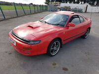 toyota celica gt4 st185 turbo 4wd japan import