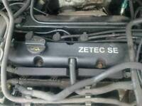 Ford focus 1,6 engine 16V (SE) twin cam newer type