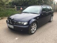 BMW 3 SERIES 2.0 318i SE Touring 5dr HPI CLEAR
