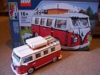 Lego camper Van 10220 (system, creator )