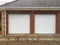 Motorised garage doors