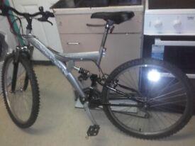 """Shimano kids/gents 26"""" inch mountain bike"""