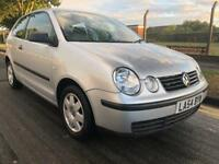 2005 Volkswagen Polo 1.4 Petrol - 3 Door - LONG MOT