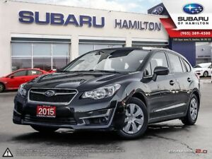 2015 Subaru Impreza 2.0i ONE OWNER | NO ACCIDENTS
